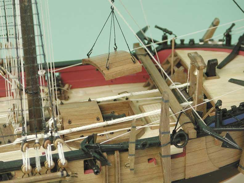 JoTiKa Ltd. ~ HM Bomb Vessel Granado Construction Page 7.