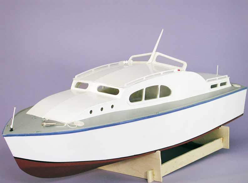 rauch für modellschiffe